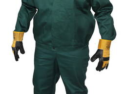 Костюм мужской рабочий модельный куртка и брюки