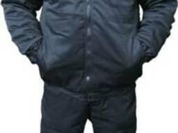 Куртка утепленная с меховым ворот опт из назичия
