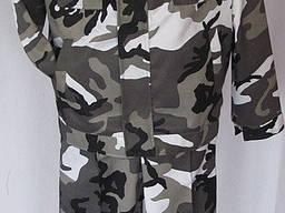 Костюм охранника Серый волк, ткань грета белорусская