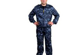 Костюм охранника, униформа для охраны, камуфляжный костюм