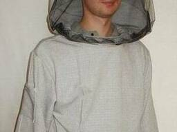 Костюм пчеловода Beekeeper лен-габардин с маской Класик