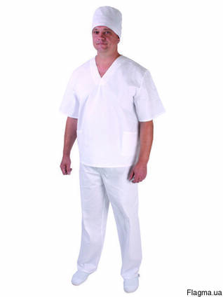 Костюм хирурга, медицинский, мужской