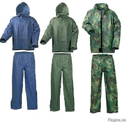 Костюм ПВХ брюки, куртка, рабочий,