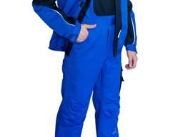 Костюм рабочий ARDON 4Tech 01 сине-черный, куртка и полукомбинезон