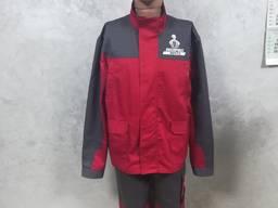 Костюм рабочий демисезонный куртка брюки пошив под заказ