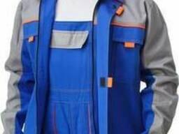 Костюм рабочий демисезонный, спецодежда под заказ - photo 1