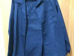 Костюм рабочий , грета синяя, демисезонная рабочая одежда