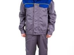 Костюм рабочий куртка и полукомбинезон ЛИ-116