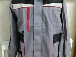 Костюм рабочий куртка с брюками 100% хлопок