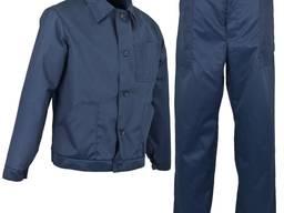 Мужской рабочий костюм куртка и брюки