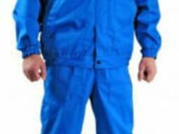 Рабочая униформа для строителей, работников цехов, складов