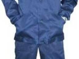 Костюм робочий тк. грета синій