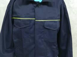 Полукомбинезон с курткой костюм рабочий демисезонный