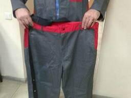 Костюм рабочий сварщика Профи, ткань с ОУ пропиткой