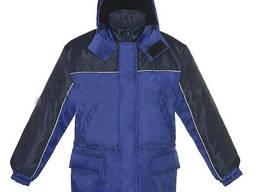 Костюм рабочий утепленный куртка с брюками