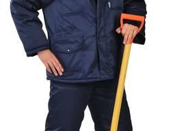 Костюм рабочий зимний, куртка и брюки