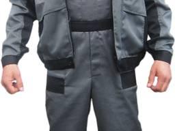 Костюм робочий Костюм рабочий куртка полукомбинезон