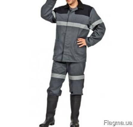 Костюм шахтерский мужской, спецодежда