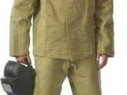 Костюм сварщика, рабочий, куртка, брюки