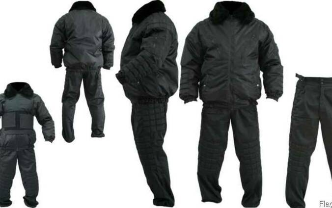 Костюм Титан курточка и полукомбинезон ткань верха оксфорд