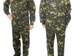 Костюм военно-полевой,камуфлированный,мужской, куртка,брюки