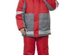 Костюмы утепленные, рабочие костюмы, одежда для рабочих СТО