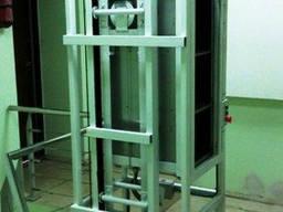 Котеджный лифт подъёмник монтаж по Украине