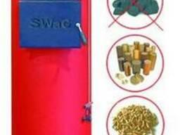 Котел длительного горения SWAG 15 кВт D (дровяной)