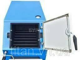Котел длительного горения Буржуй Универсал УДГ 16 кВт (4 мм)