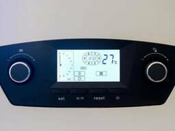 Котел газовый Tiberis MINI 24 F + коаксиальный комплект