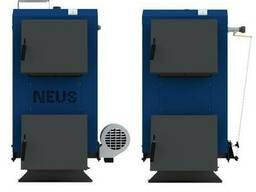 Котел на твердом топливе НЕУС-Эконом24 кВт 240 м2
