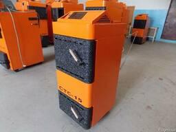 Котел пиролизный стандарт СТС-С-14 14 кВт