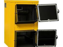 Котел твердотопливный Буран mini без плиты 18 кВт 4 мм