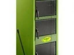Котел твердотопливный SAS UWT 14 кВт с автоматикой, Сас УВТ
