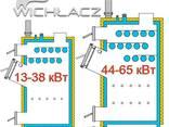 Котел твердотопливный «Wichlacz» GK-1: 10 - 65 кВт - фото 3