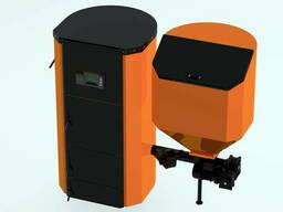 Котёл твердотопливный Автоматический (угольный) DonKraft