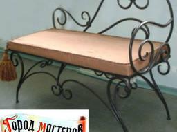 Кованая мебель: Столы, Стулья, предметы интерьера, мебель в стиле Loft (Лофт)