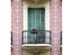 Кованные балконы A5