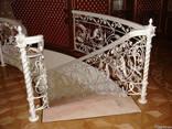Кованые перила,лестницы под заказ - фото 4