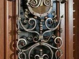 Кованые ворота, калитки,заборы, ограждения.