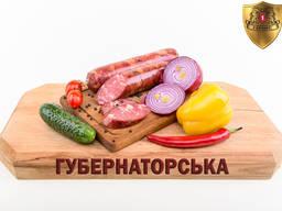 Ковбаси та ковбасні вироби