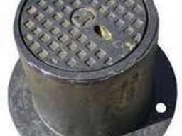 Ковер газовий малий