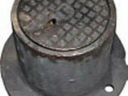 Ковер газовый (большой) полимер-песчаный (0, 5т)