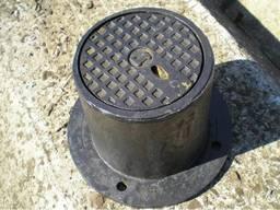 Ковер газовый чугунный (ВТ)