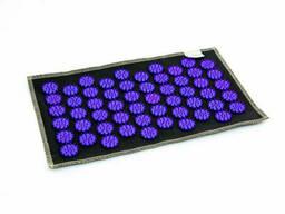 Коврики массажно-аккупунктурные AIR mini 32х21 см (фиолетовые фишки) FS-100