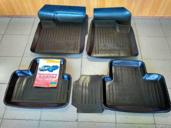 Коврики салона ВАЗ 2110-2112, ВАЗ 2170 (425грн)