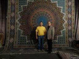 Ковры иранские больших размеров.