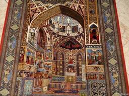 Ковры иранские больших размеров. - фото 2