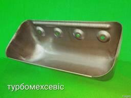 Ковш норийный меаллический цельнотянутый 390 мм