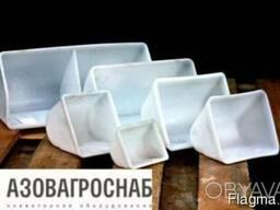 Ковш норийный - пластиковый (полимерный)